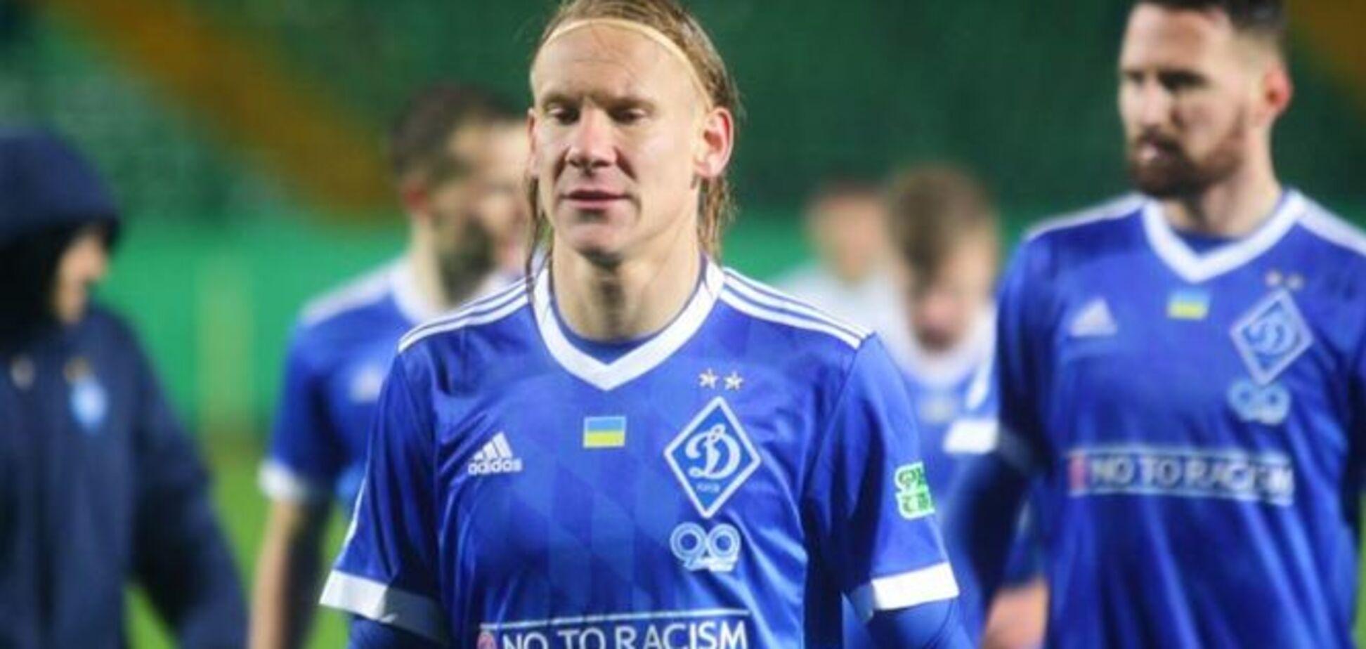'Динамо' приняло неожиданное решение по Виде - СМИ