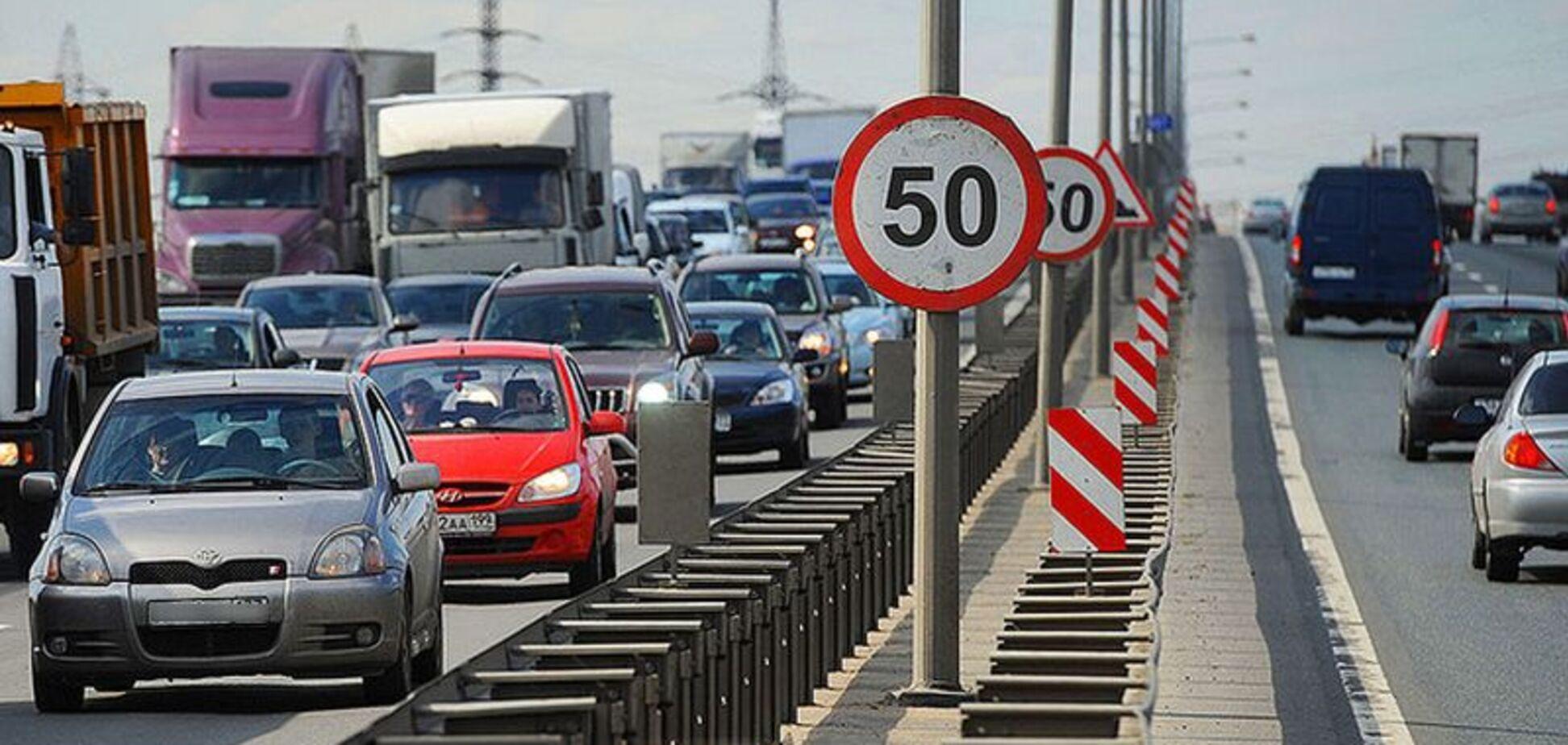 50 вместо 60: появилось важное уточнение по ограничению скорости в городах