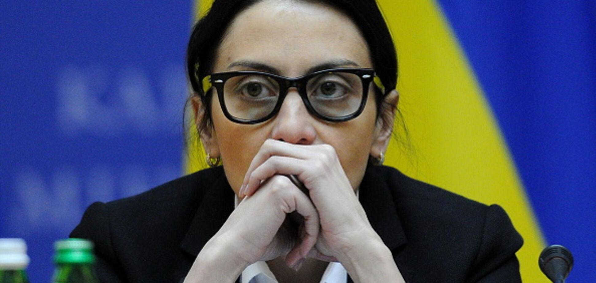 'Робила через ж*пу': Деканоїдзе 'розгромили' за реформу української поліції