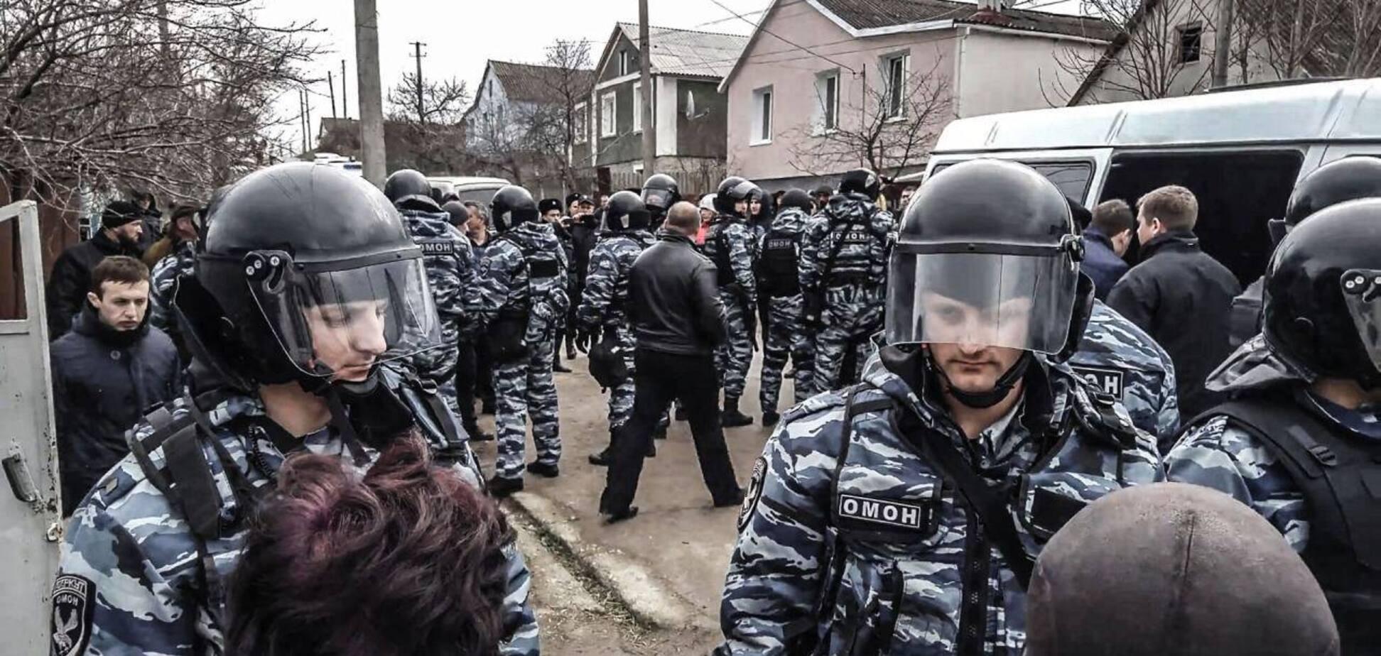 В Крыму устраивают пытки над пожилыми и больными людьми