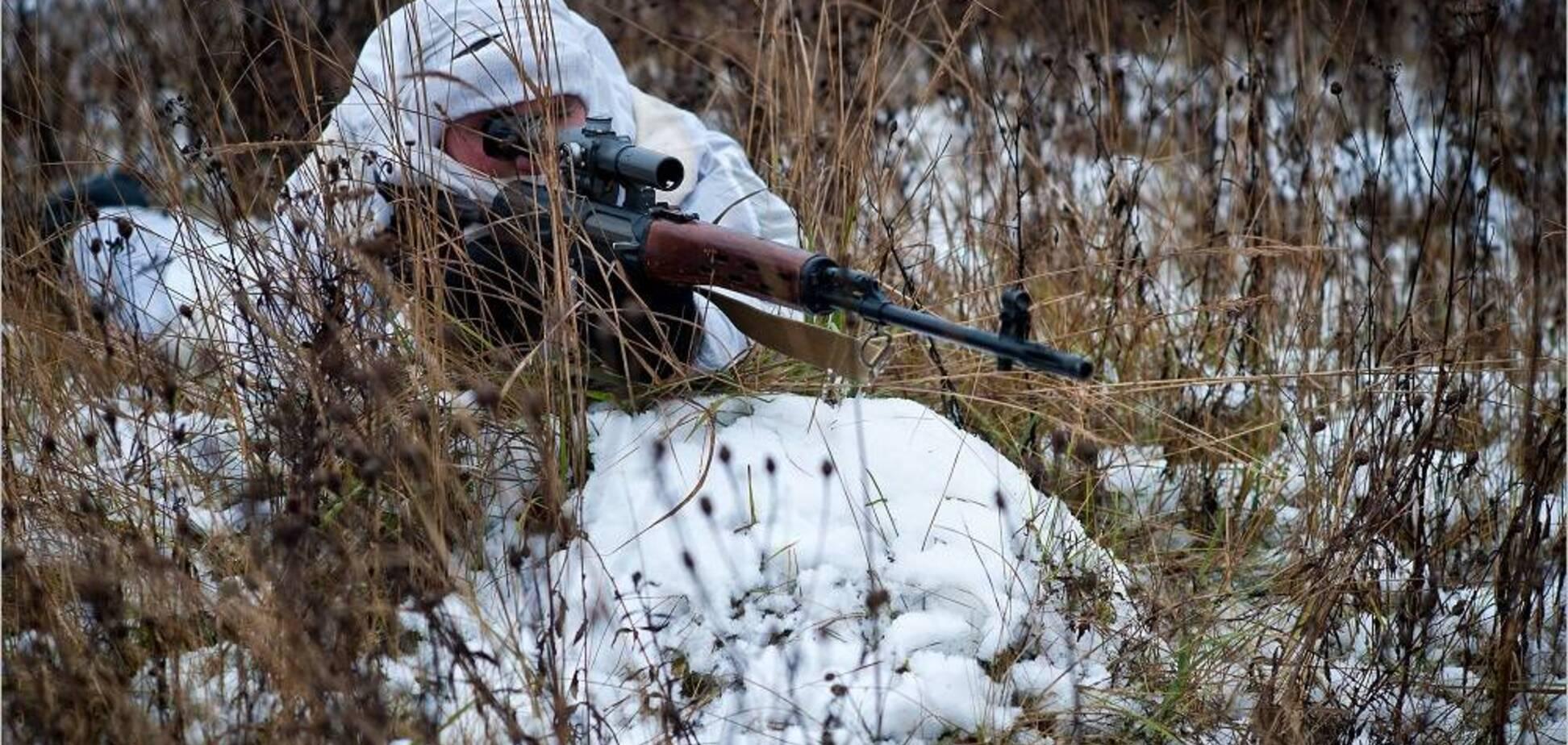 Нова загроза: на Донбас зайшли сербські снайпери