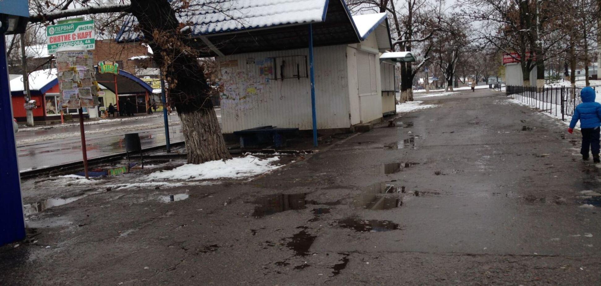 Глянцевая жизнь Луганска
