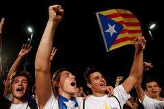 Сепаратисти в Каталонії