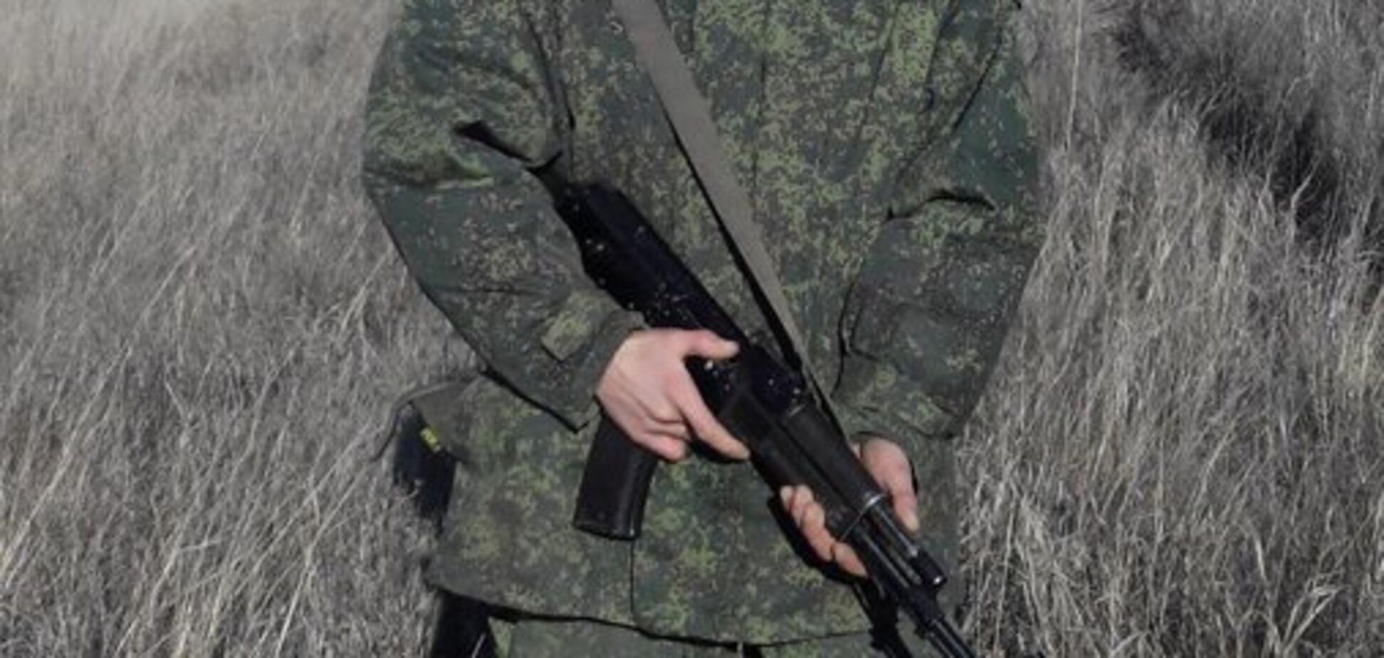 Новый 'груз 200': на Донбассе террорист 'ЛНР' взорвал себя гранатой
