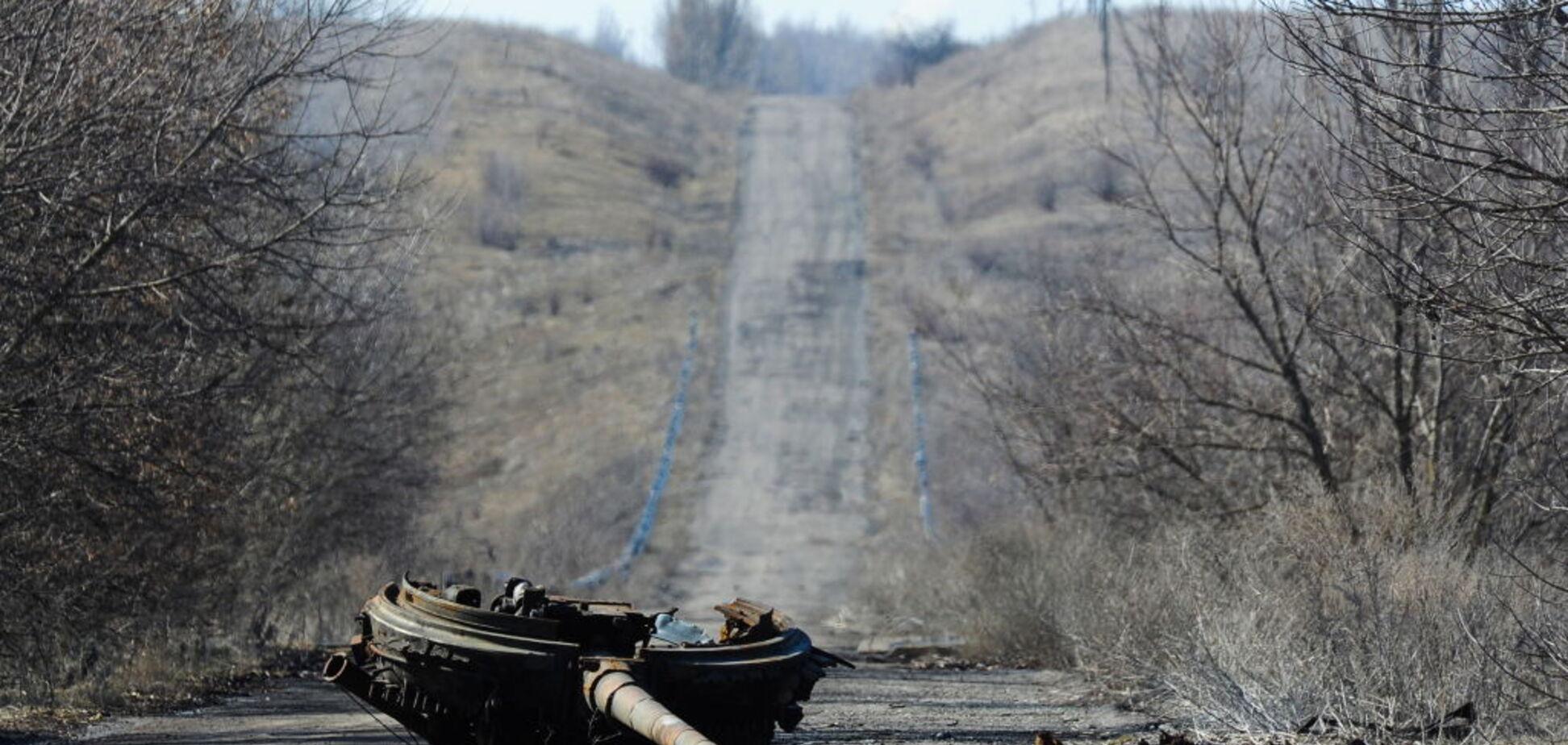 Силы АТО понесли потери на Донбассе