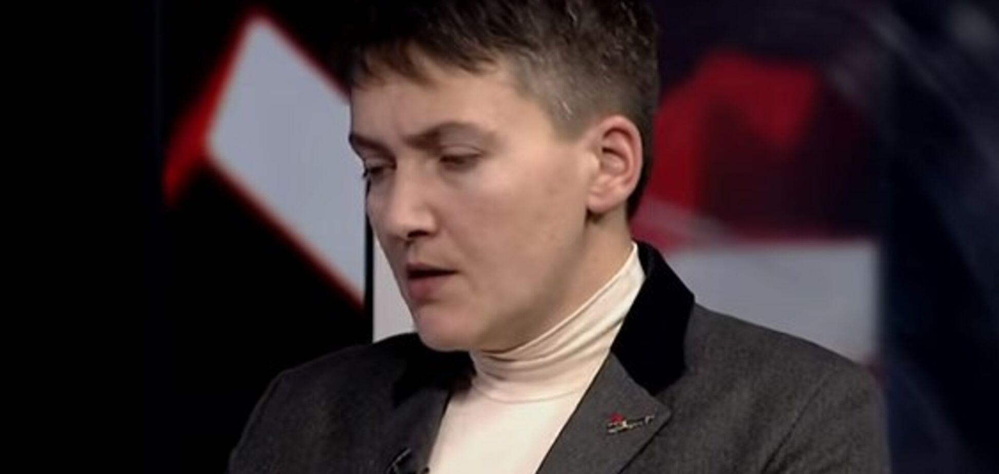 'Була рада': Савченко зробила гучну заяву щодо поїздок у 'Л/ДНР'