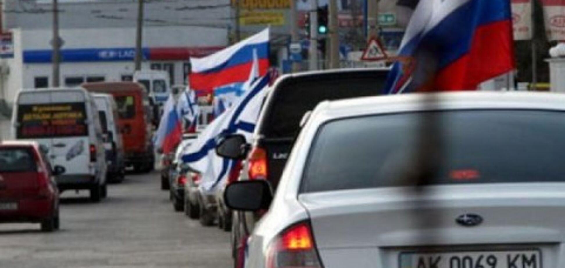 Штрафи за українське: окупанти приготували 'сюрприз' для жителів Криму