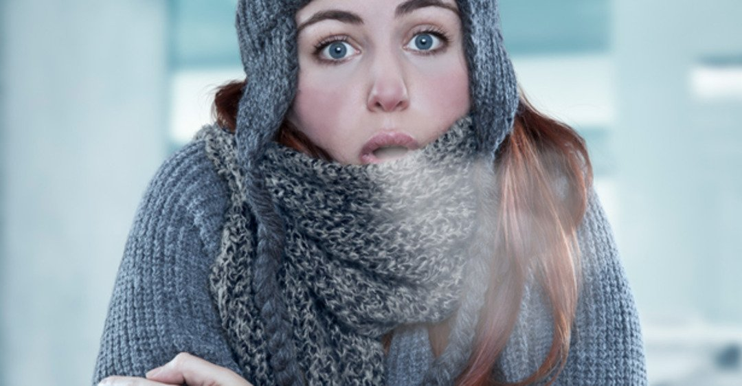 Аллергия на мороз на лице — лечение и симптомы