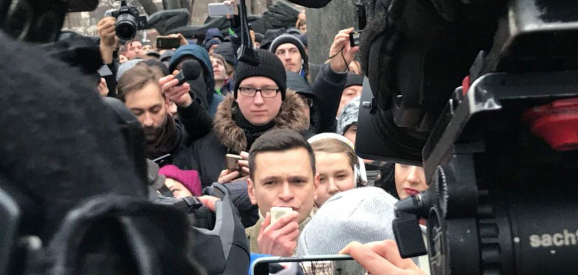 'Путин – вор': Москву накрыл массовый протест