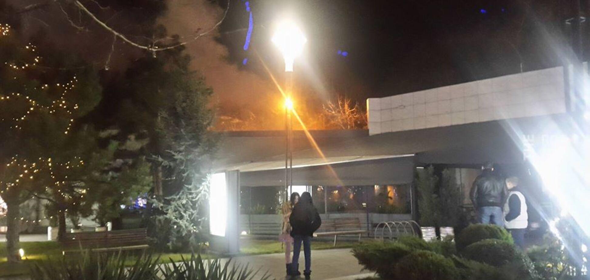 Пожежа в The roastery by Odessa