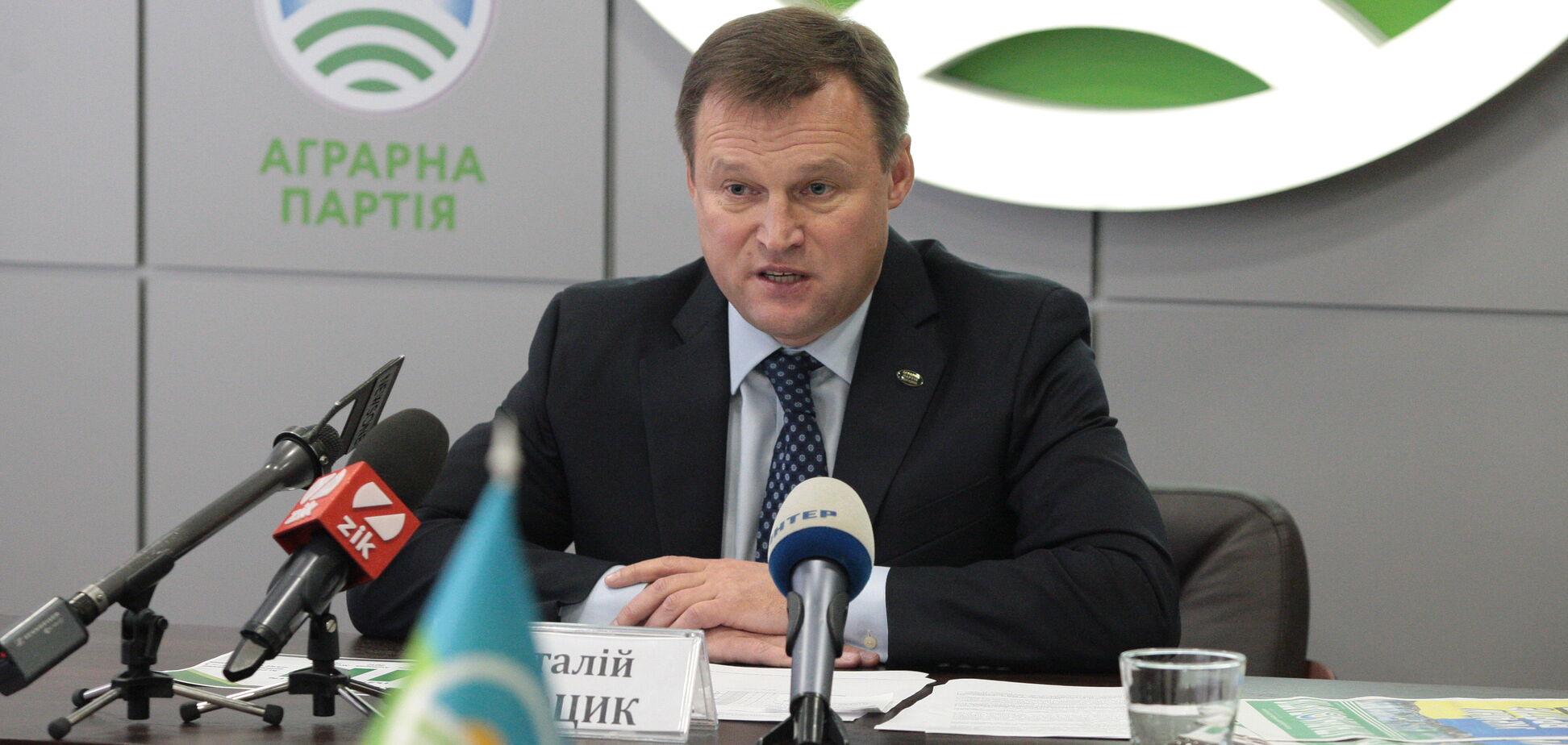 Аграрная партия лидирует на выборах в ОТГ - Виталий Скоцик