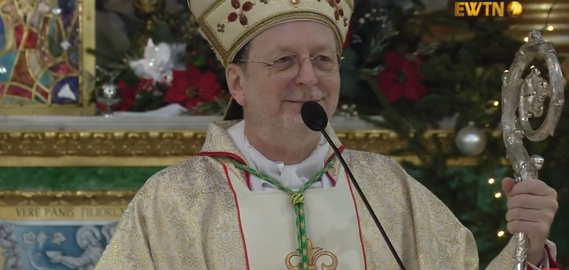 'Идите вперед!' Посол Ватикана заявил, что Папа Франциск любит украинцев