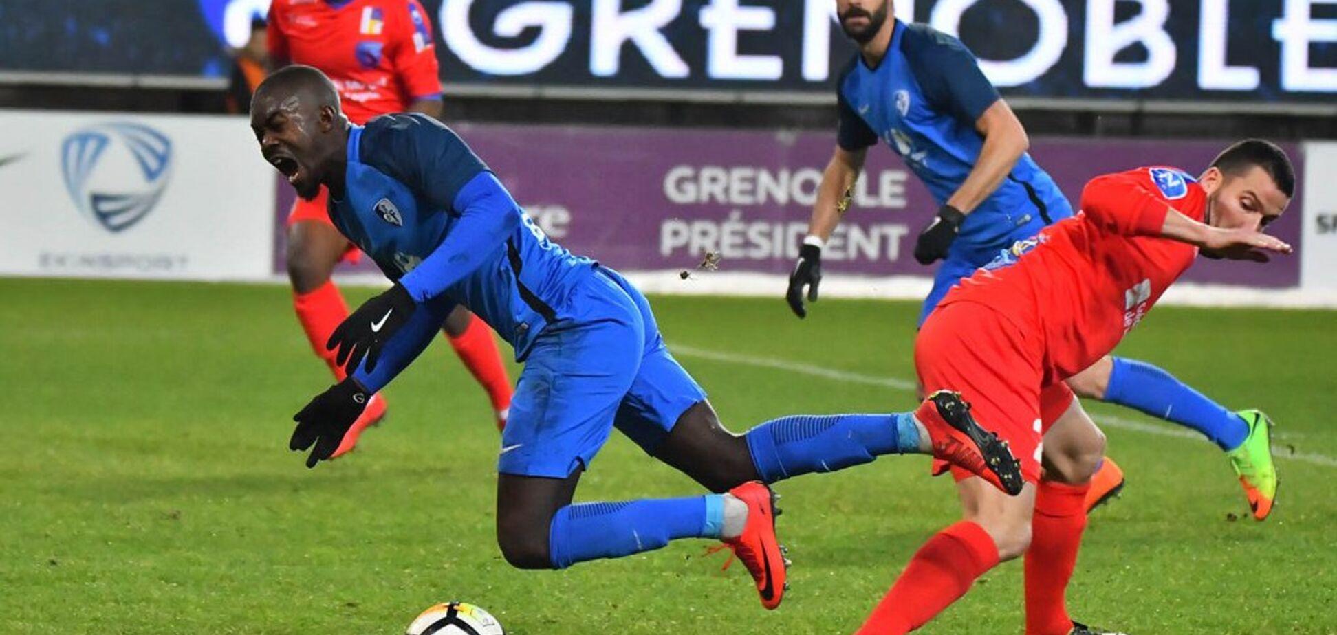 Містика сезону: футболісти французького клубу не забили шість пенальті поспіль
