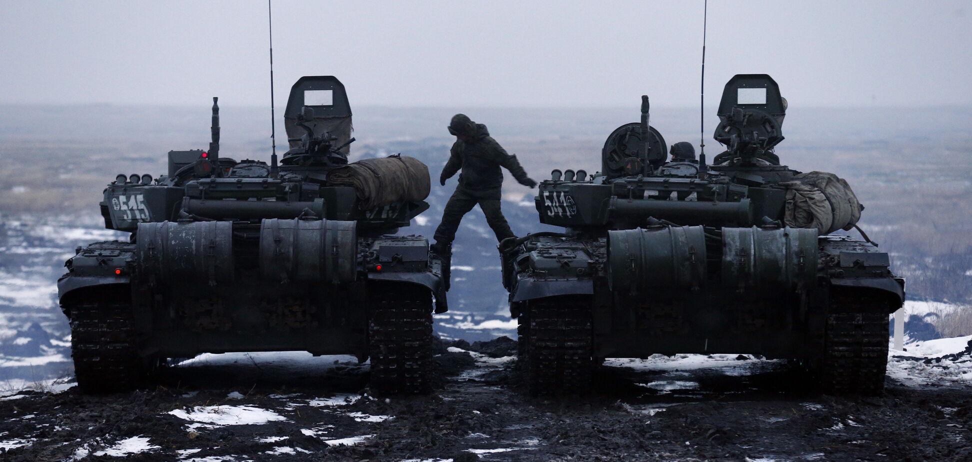 'Спалились': популярное КремлеСМИ открыто написало о российских танках на Донбассе