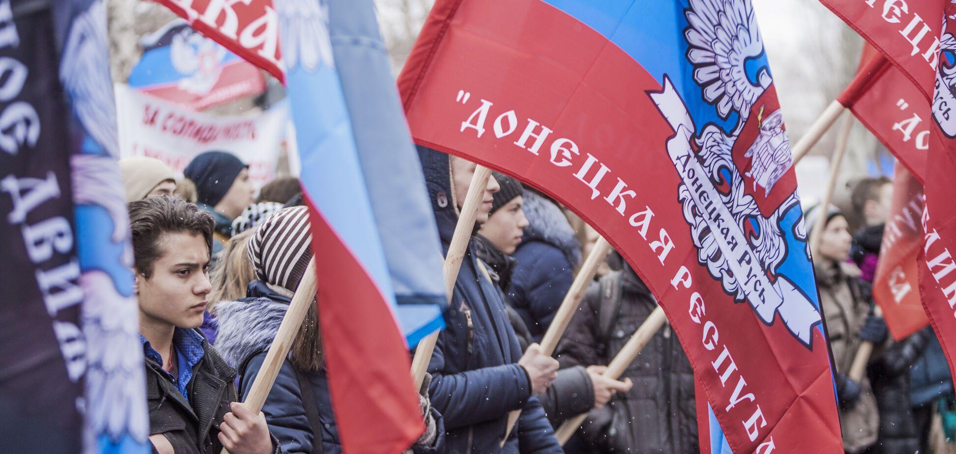 'Потерянное поколение': в сети показали, что пропаганда сделала с детьми Донецка. Видеофакт