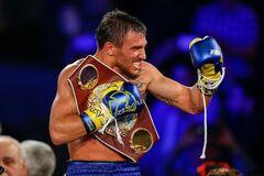 Ломаченко визнаний найкращим боксером світу 2017 року