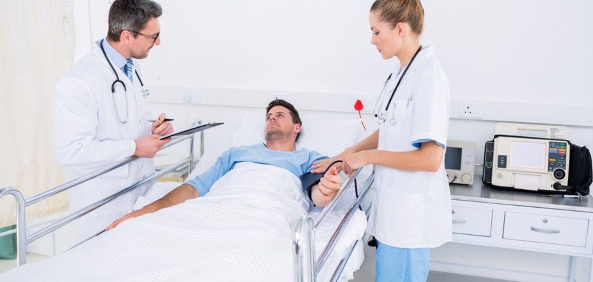 Гибнет 100 тысяч людей в год: 5 симптомов второго по смертности диагноза в Украине