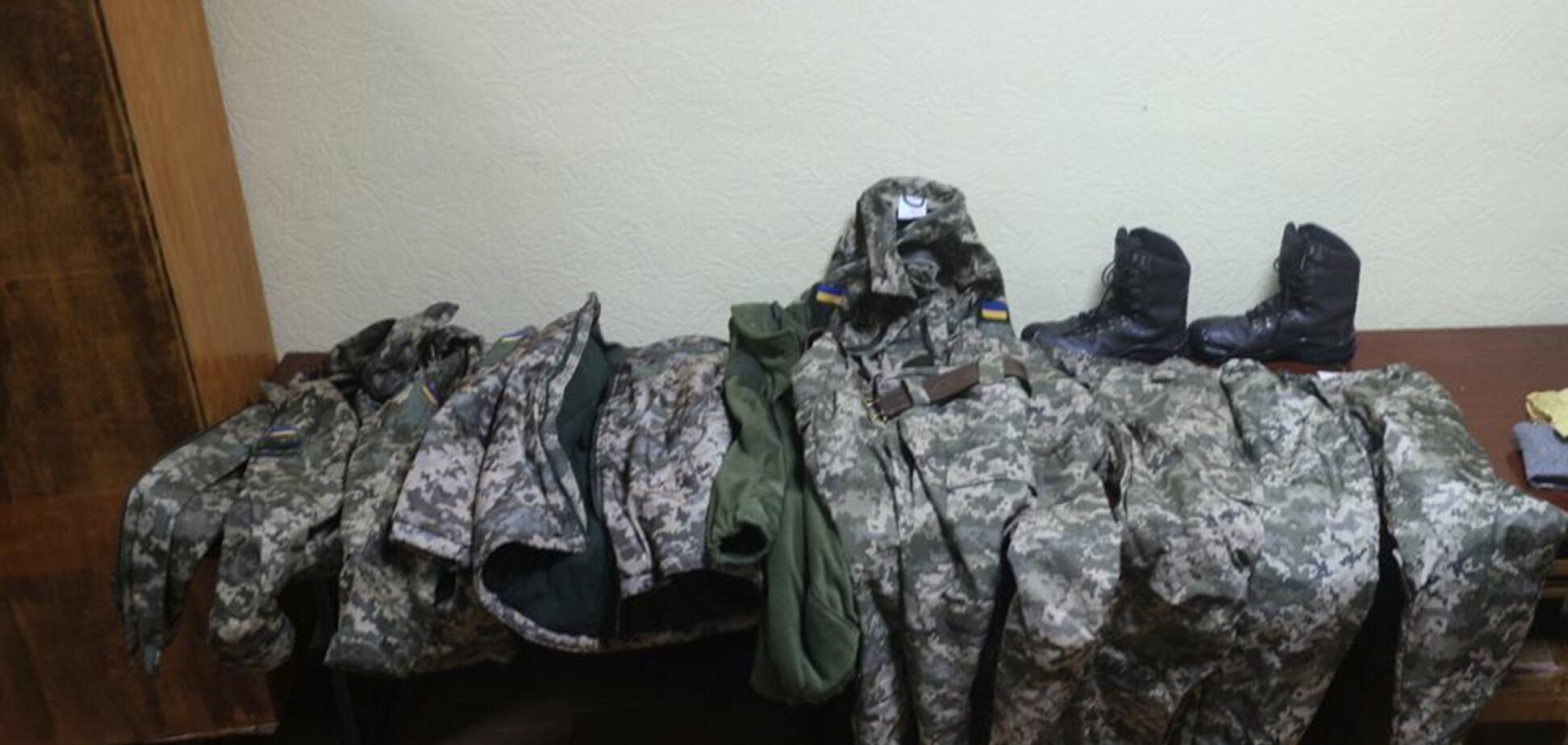 Форма, первый залет и быт: первые недели в армии