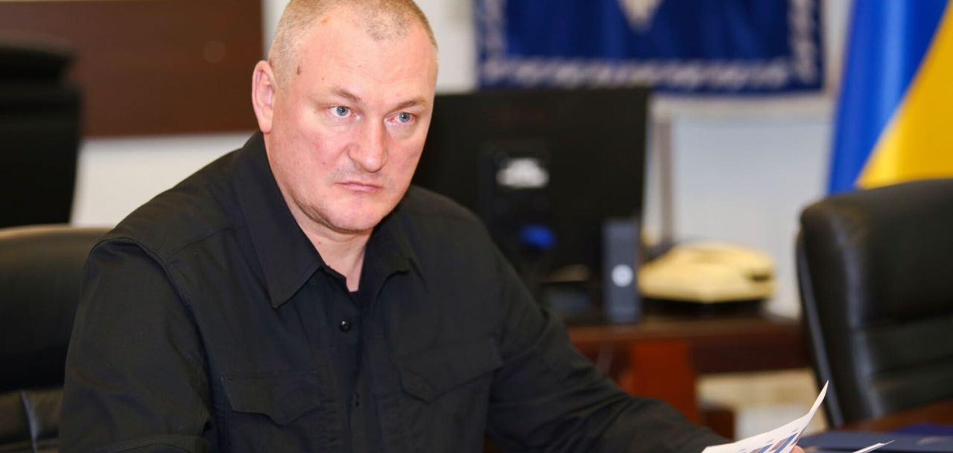 Сергей Князев глава Нацполиции