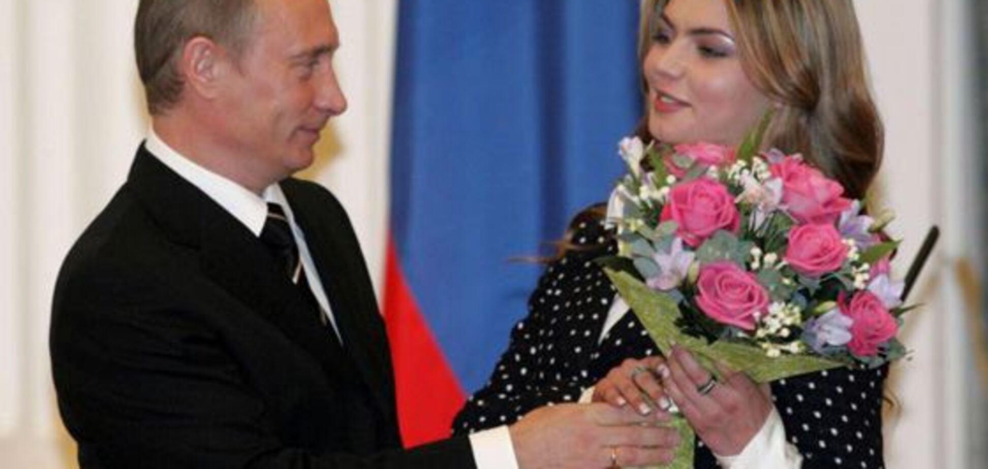 Коханка Путіна визвірилась на МОК через приниження Росії