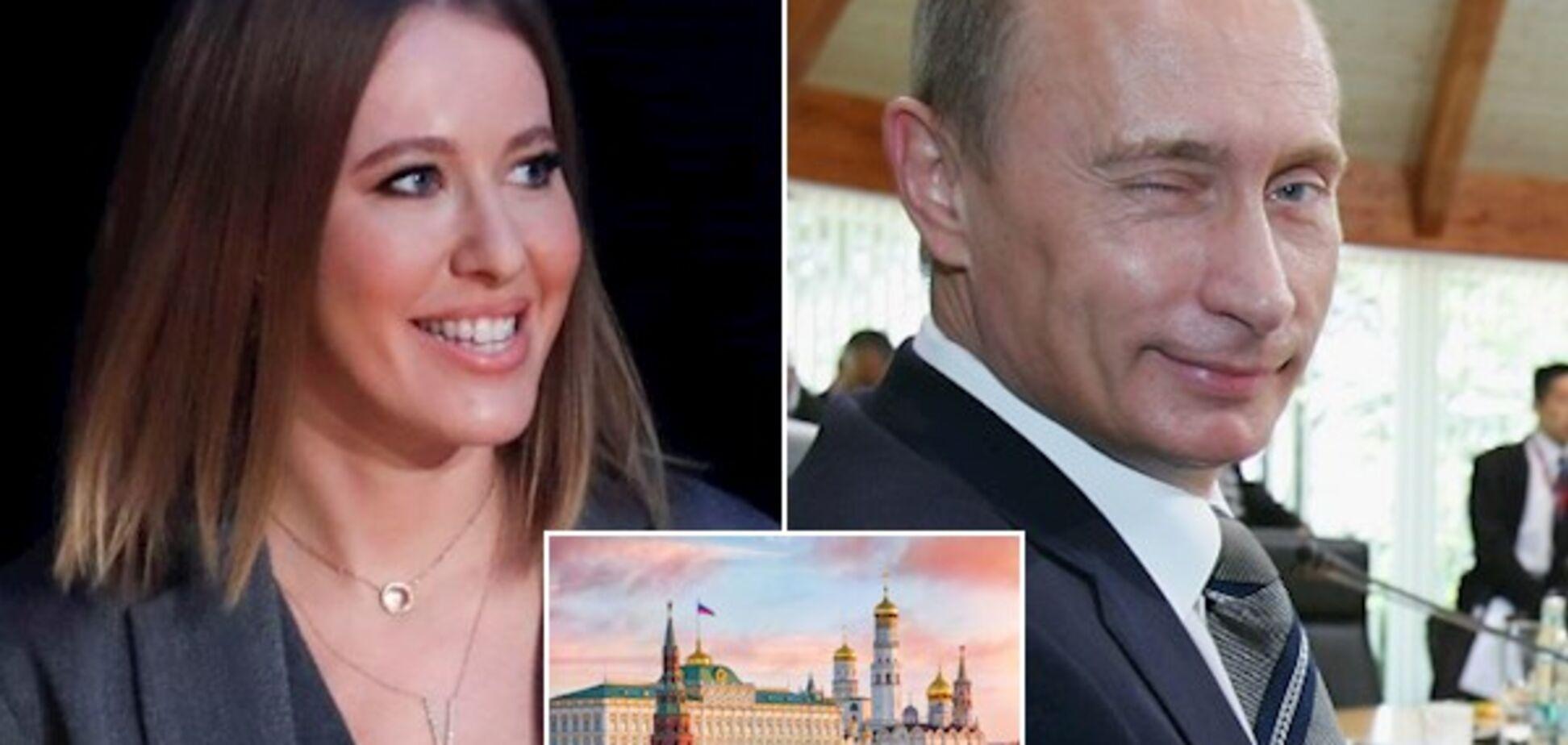 Может слить все: психолог пояснил опасность Собчак для России