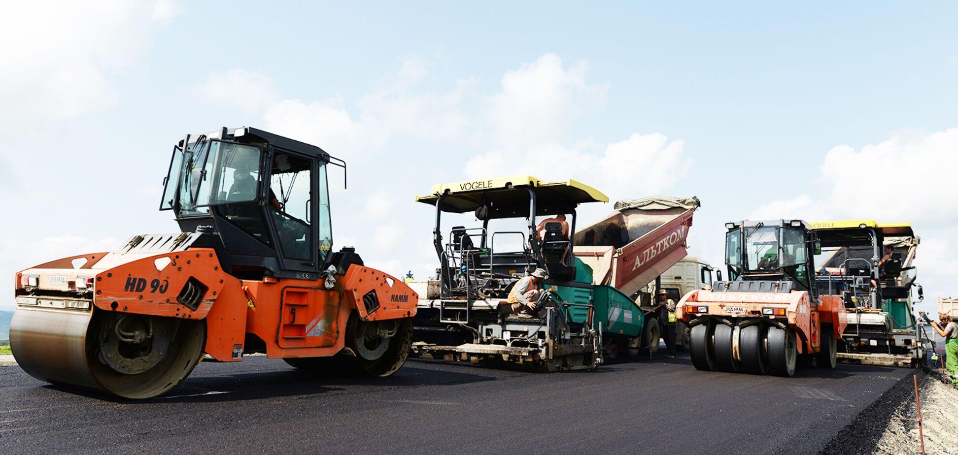 Масштабний ремонт доріг: як українці дають фору іноземним компаніям