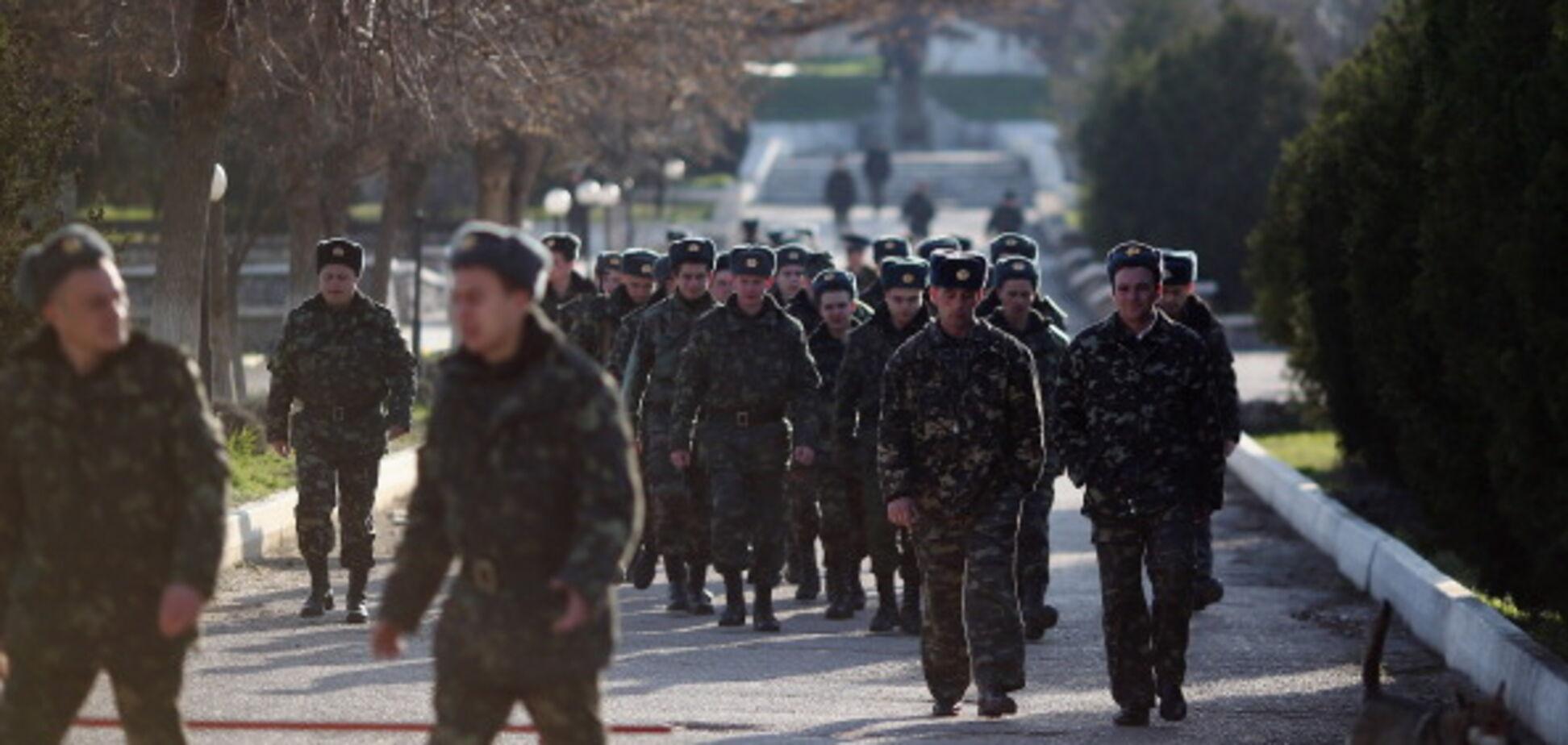 Аннексия Крыма: стало известно о подлости России к украинским военным