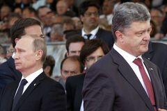 Было! В Кремле намекнули на тайные встречи Путина и Порошенко: в АП ответили