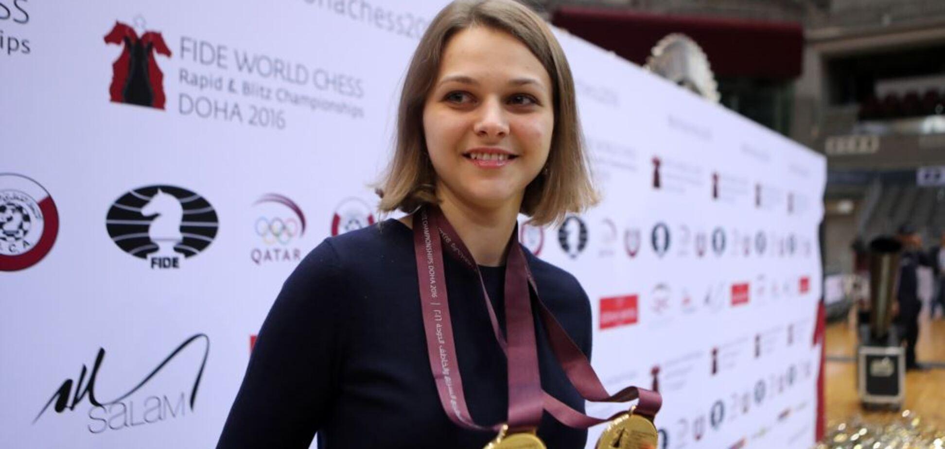 В Германии выразили восторг украинской шахматисткой, объявившей бойкот чемпионату мира