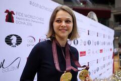 У Німеччині висловили захоплення української шахісткою, яка оголосила бойкот чемпіонату світу