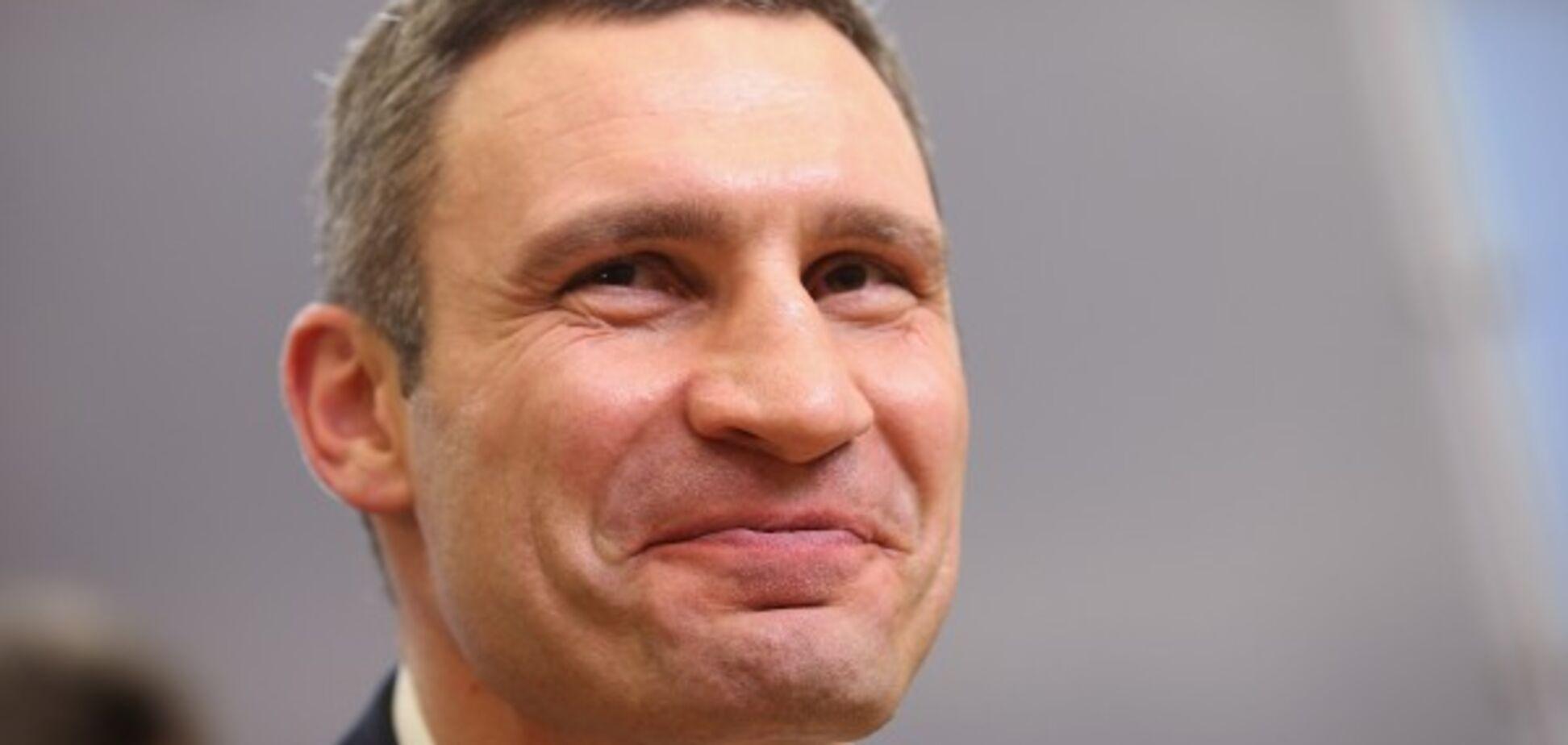 'Змінюємо разом': Кличко відзвітувався про роботу в Києві за рік