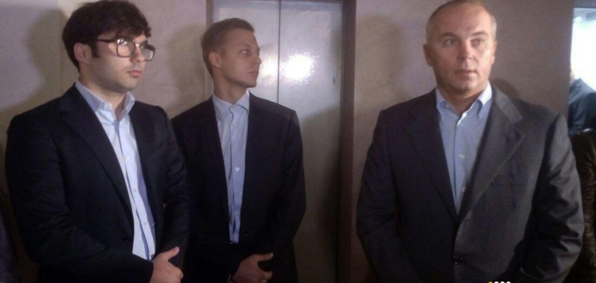 ДТП з Шуфричем-молодшим: суд виніс рішення