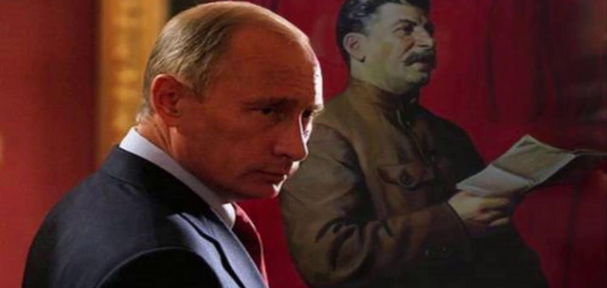'Потому что Путин – не Сталин': названа причина продолжения войны на Донбассе