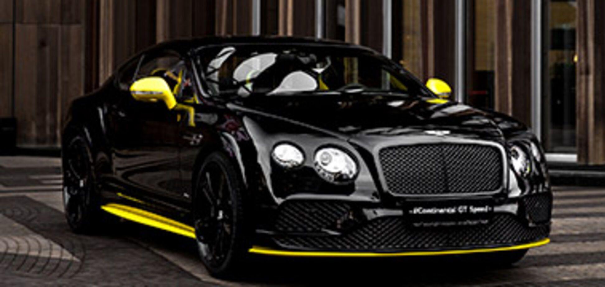 Під Києвом прокурор 'віджав' чужий Bentley майже за мільйон гривень