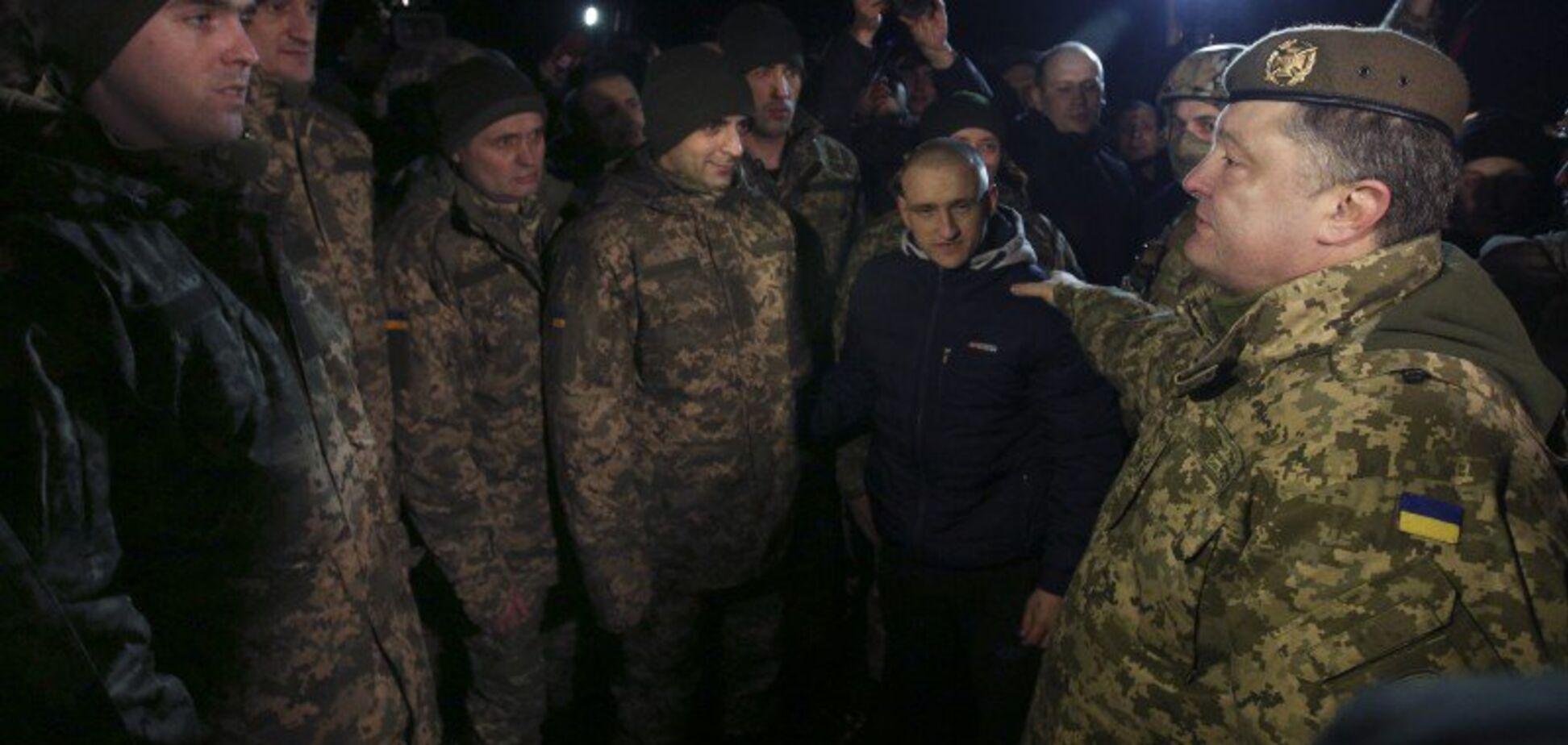"""""""Терористи"""", тому їх не включили """"на обмін з Україною"""""""