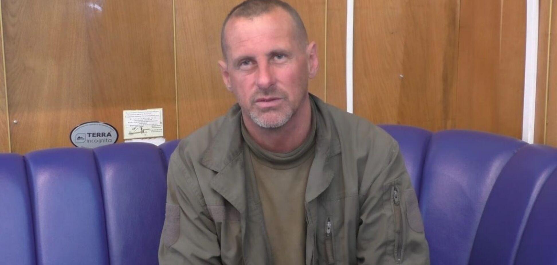 У терористів виміняли бійця АТО, який п'яним втік у самоволку: опубліковано відео