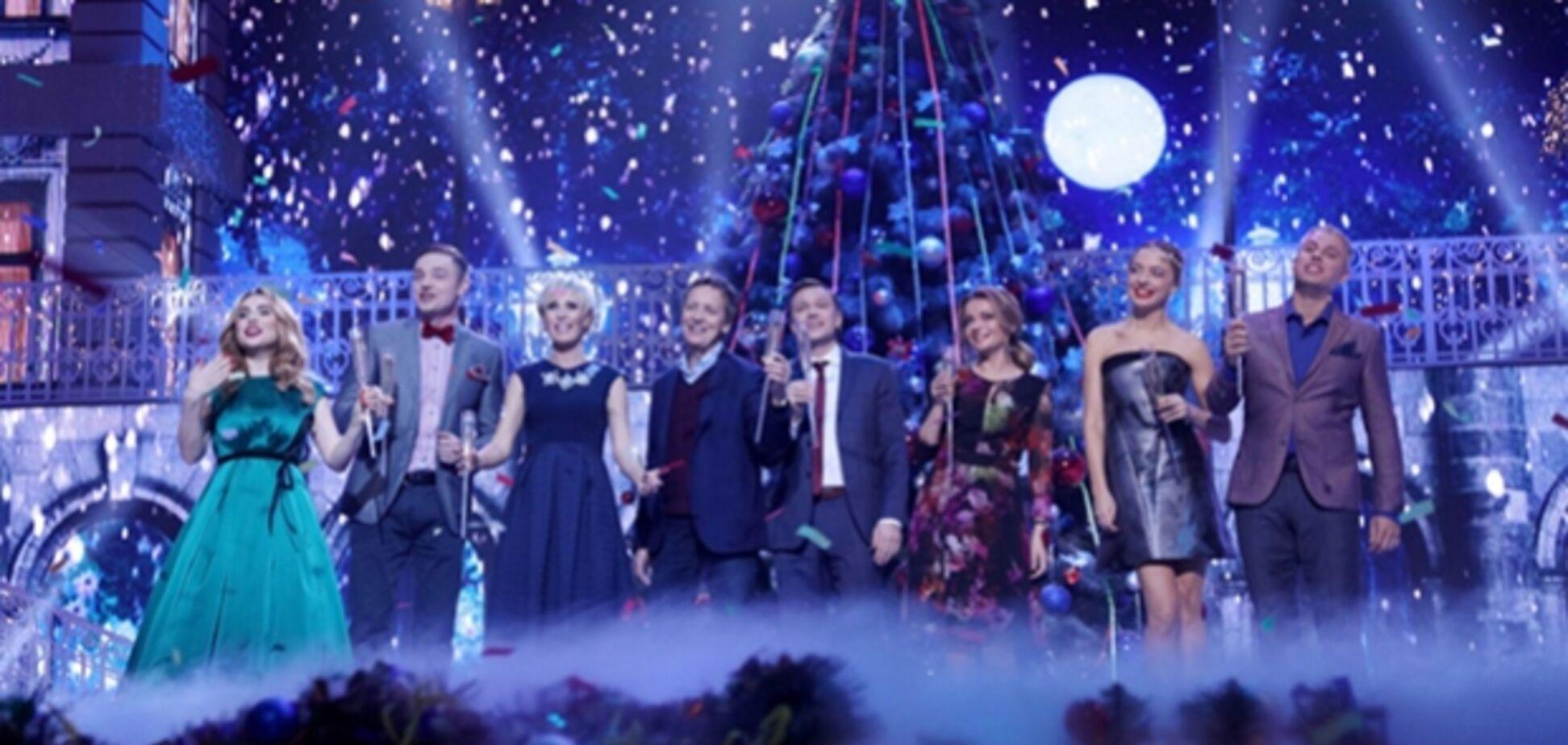 'Плювок в обличчя українцям': навколо новорічного концерту 'Інтера' розгорівся скандал