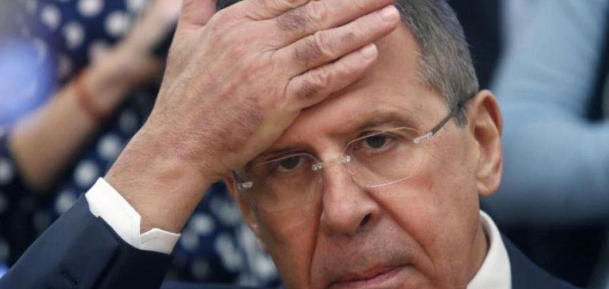 'Залишу без уваги': Лаврова поставили в незручне становище через 'дебілів'