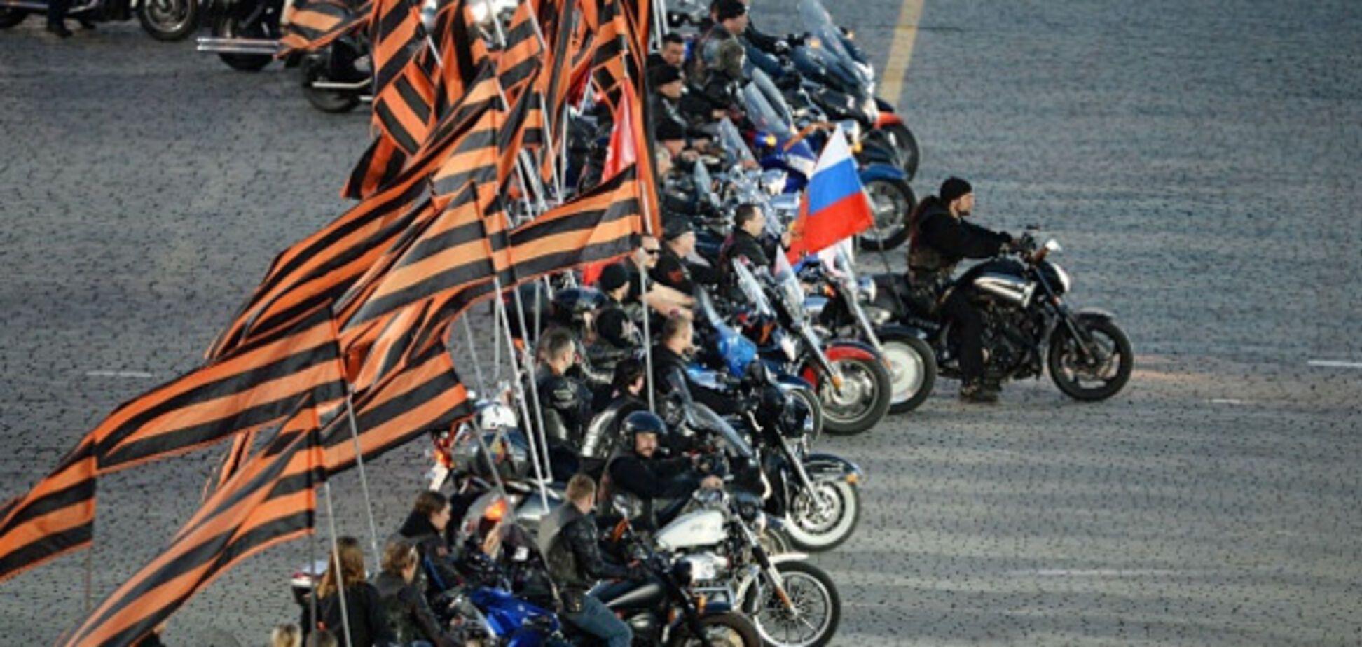 'Ночные олени!' В России жестко опустили путинских байкеров