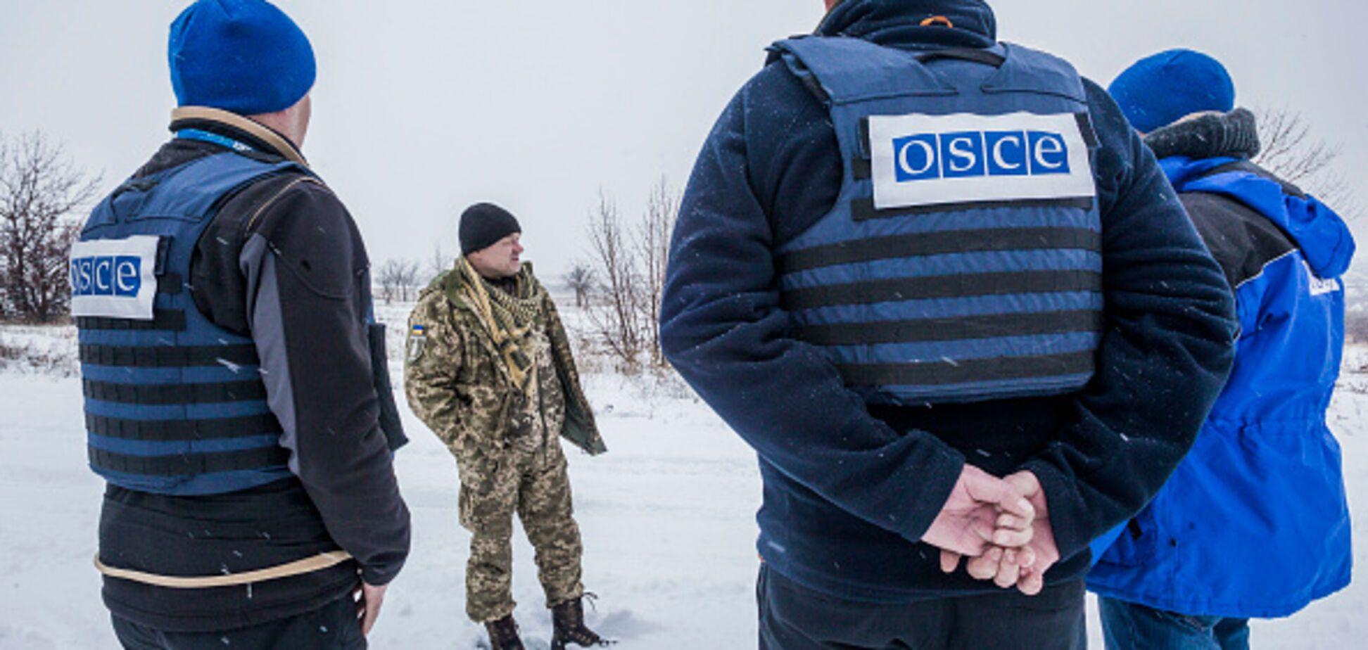 Прячут запрещенное: в ОБСЕ пожаловались на наглые провокации террористов