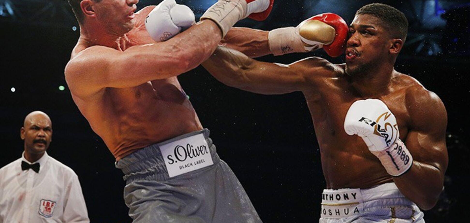 'Заставил мир остановиться': в США пришли в восторг от боя Кличко