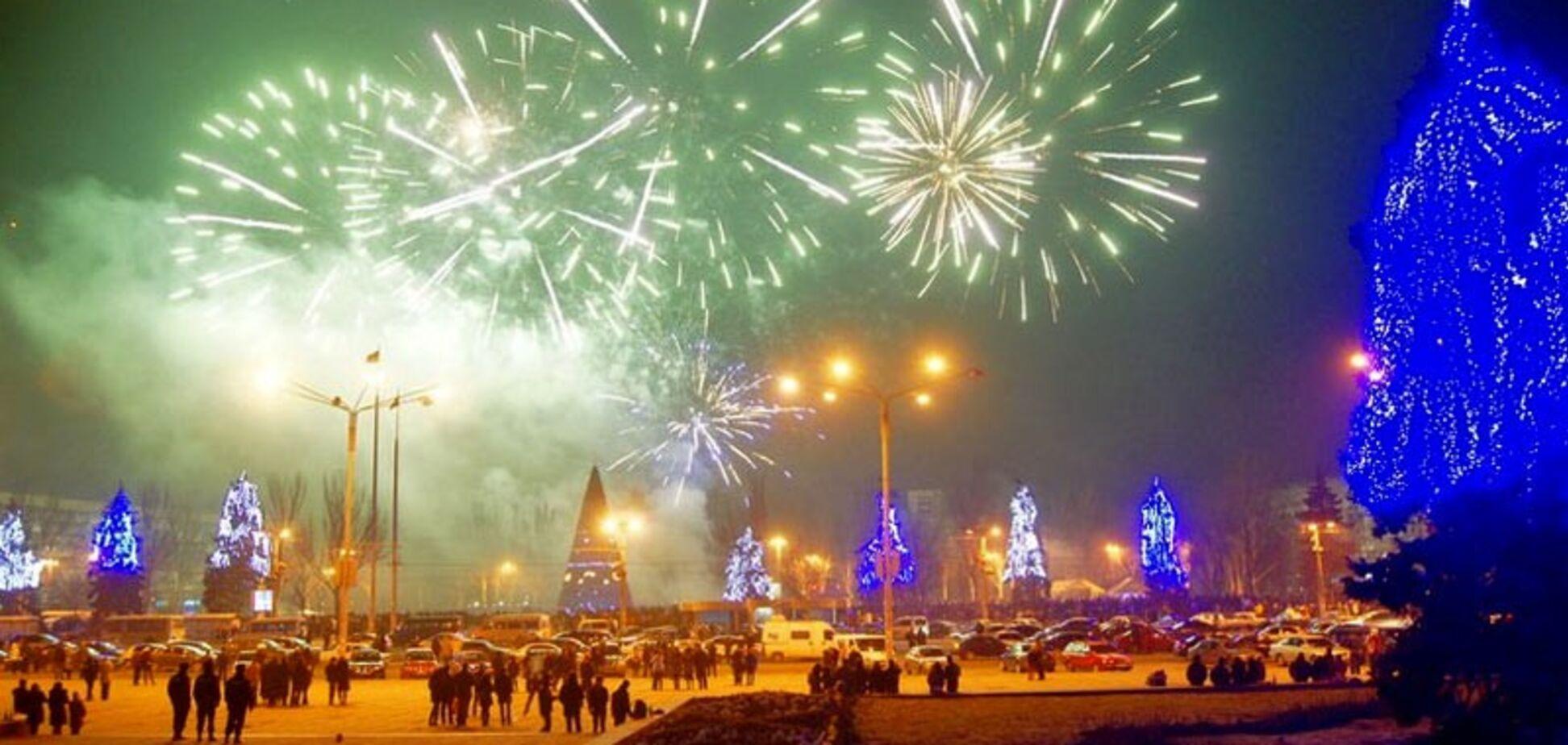 В Новогоднюю ночь на главной площади Запорожья организуют праздничный концерт