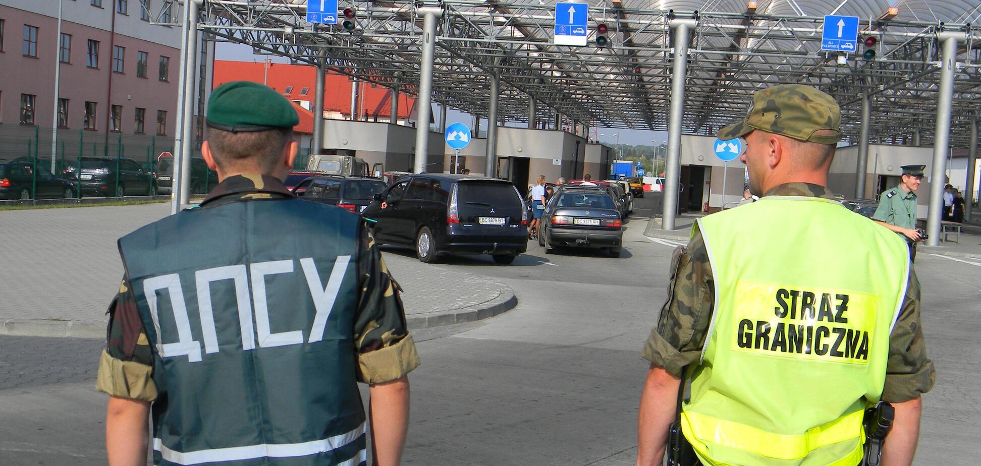 Польша соорудит стену на границе с Украиной
