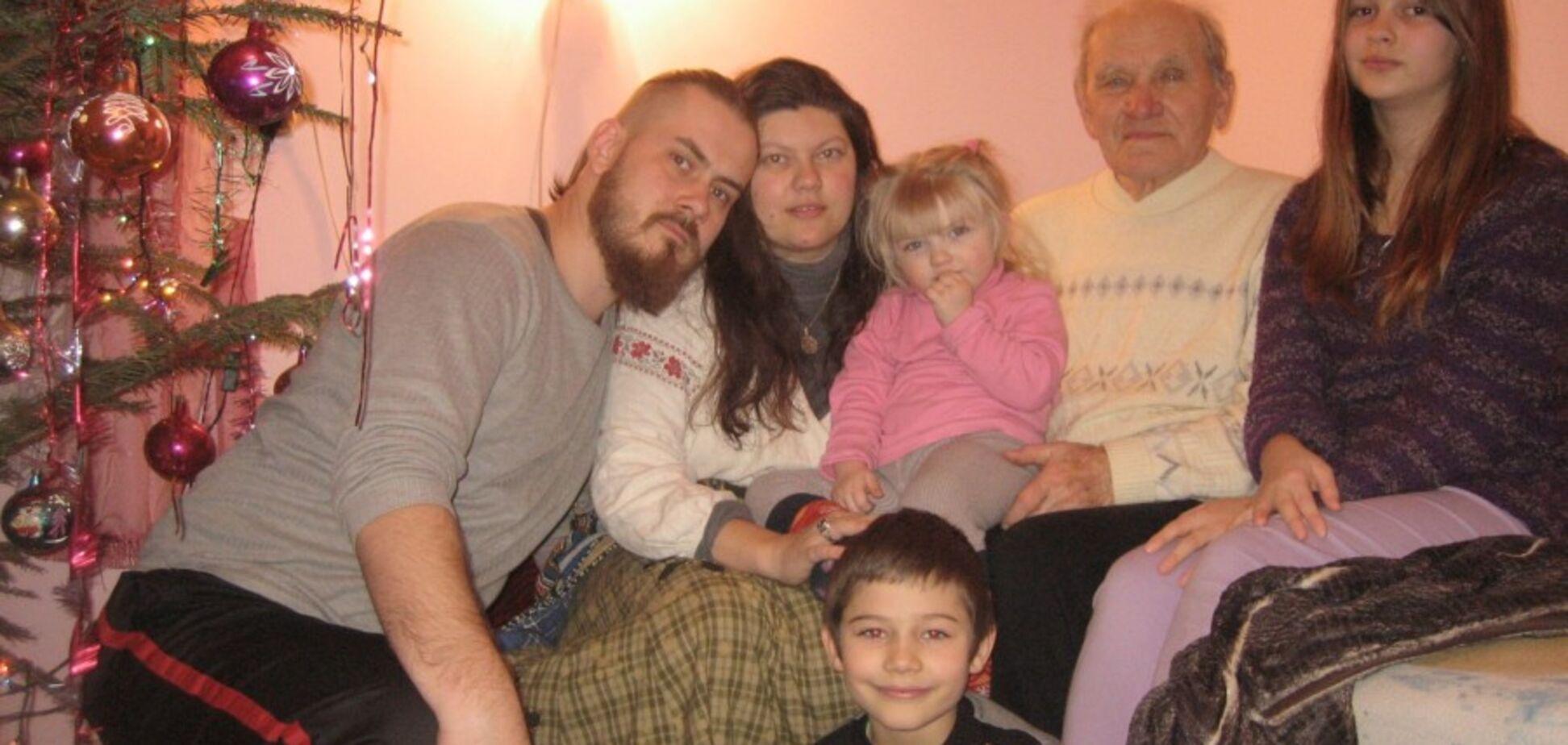 Страшна загибель сім'ї в Івано-Франківську: з'явилися подробиці та фото дітей