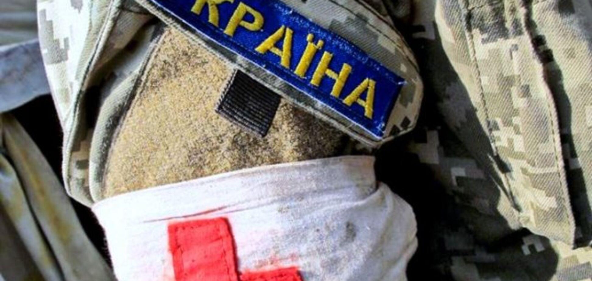 В Днепр привезли тяжелораненых бойцов АТО