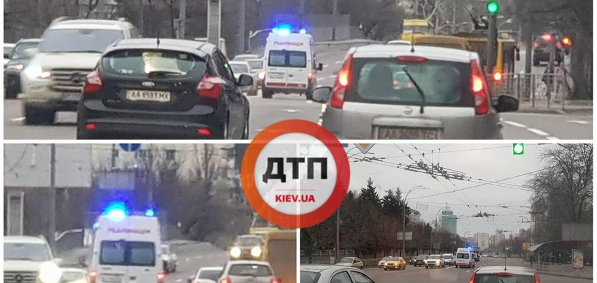 Беремо приклад: київські водії здивували благородним жестом