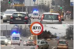 Берем пример: киевские водители удивили благородным жестом