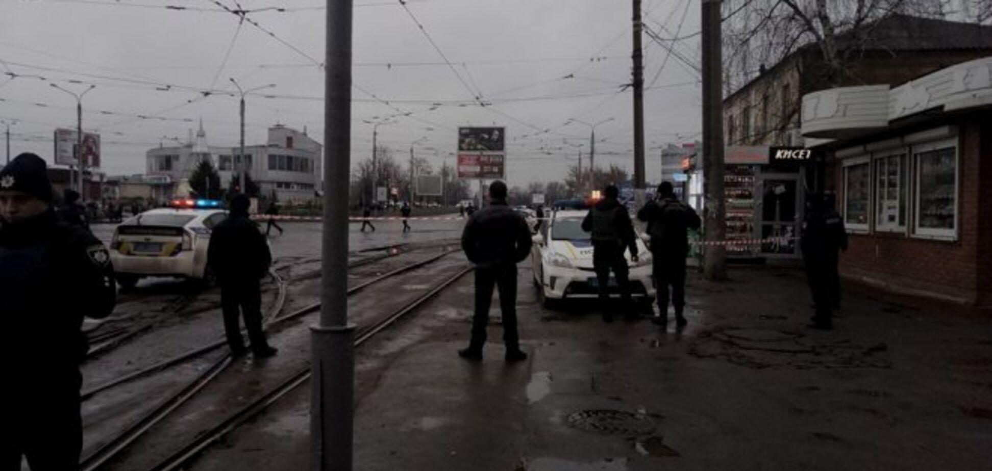 У Харкові на пошті захопили заручників