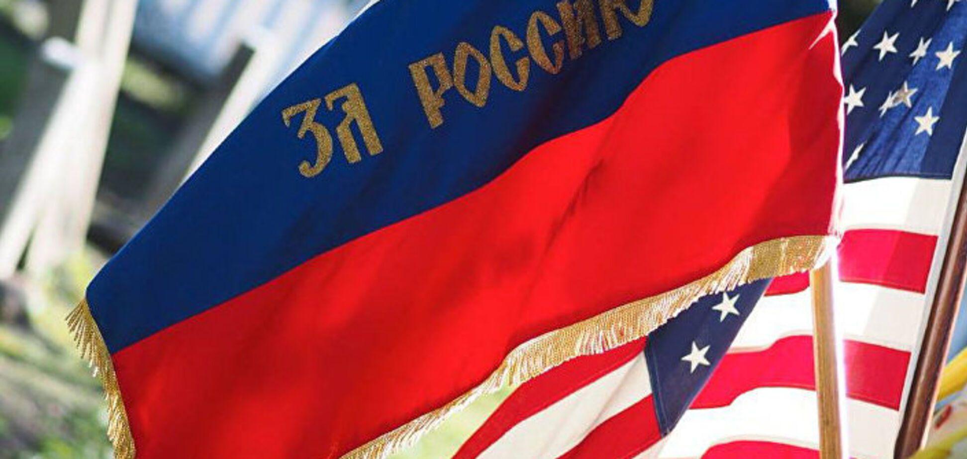 Дипломатический скандал между РФ и США