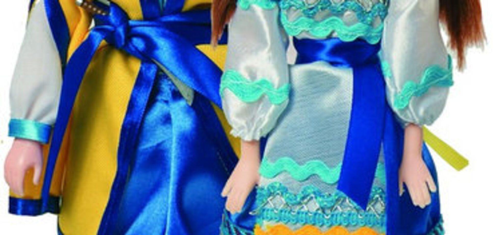Усе найкраще дітям? Безглузді ляльки-'українці' спантеличили мережу